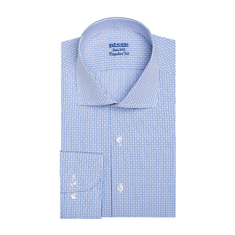 Baldwin Shirt // Blue (Euro: 42)