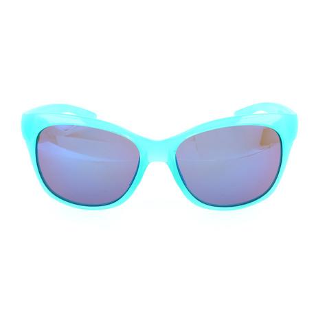 Women's Feature Sunglasses // Aqua