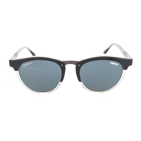 Unisex Questa Sunglasses // Matte Black Crystal