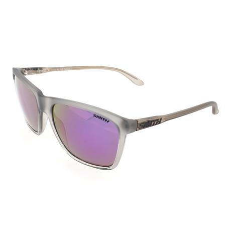 Smith // Men's Delano PK Sunglasses // Matte Smoke