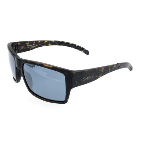 Men's Outlier XL Sunglasses // Matte Camouflage