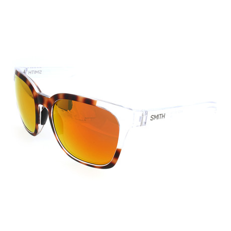 Smith // Unisex Founder Sunglasses // Havana Crystal