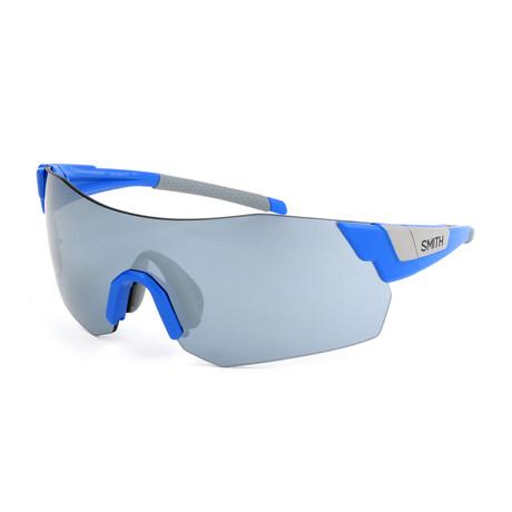 Unisex Pivlock Arena Max Sunglasses // Blue