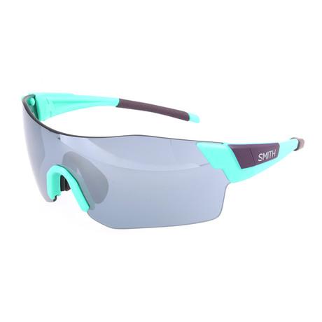 Unisex Pivlock Arena Sunglasses // Green