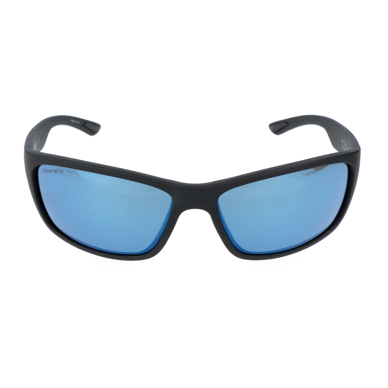 dc4c734e05b8 Smith // Ridgewell Sunglasses // Matte Black (Chromapop Plus ...