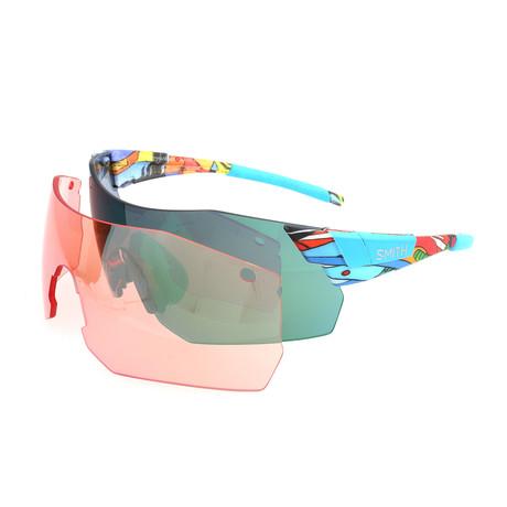 Unisex Pivlock Arena Max Sunglasses // Multicolor