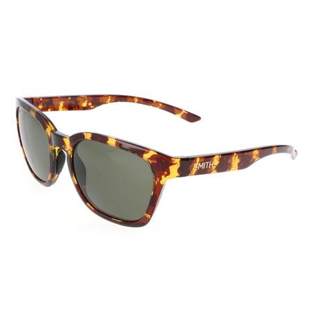 Unisex Founder Slim Sunglasses // Tortoise