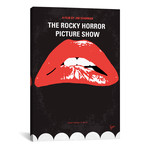 "The Rocky Horror Picture Show Minimal Movie Poster // Chungkong (26""W x 40""H x 1.5""D)"