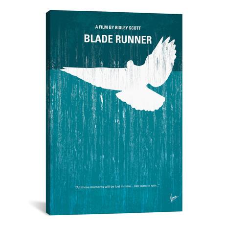 """Blade Runner (18""""W x 26""""H x 0.75""""D)"""