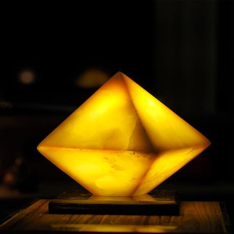 Tetragon Lamp