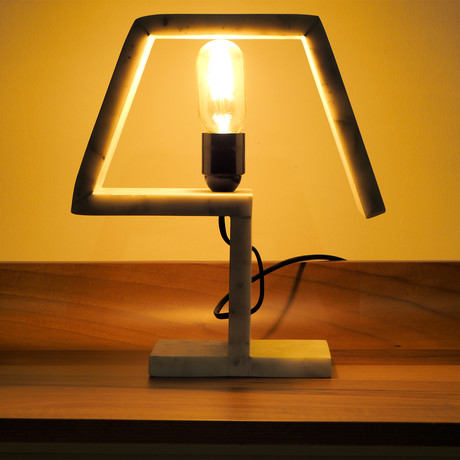 Lampshade Cutaway LED