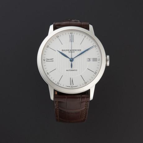 Baume & Mercier Classima Automatic // M0A10214 // New