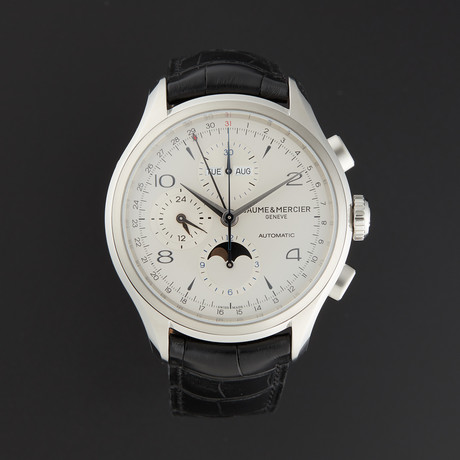 Baume & Mercier Clifton Chronograph Automatic // MOA10278 // New