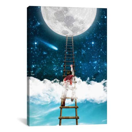 Reach For The Moon I // Diogo Verissimo
