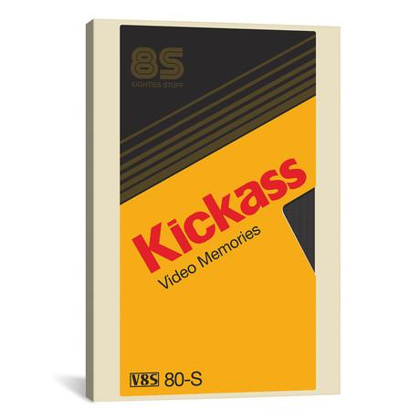 """Kickass Tape // Mathiole (26""""W x 18""""H x 0.75""""D)"""
