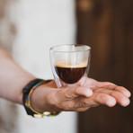 AMO // 2-Piece Espresso Cup // 80mL