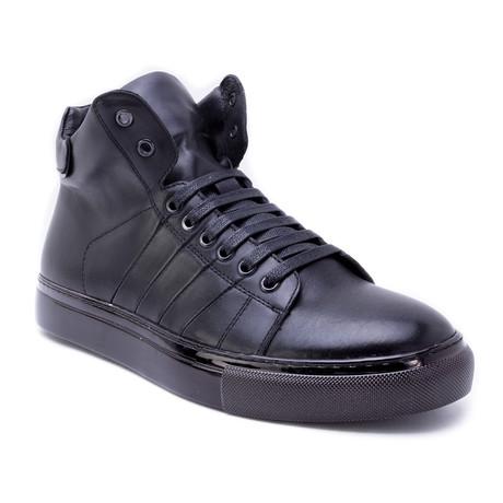 Crosby High-Top Sneaker // Black (US: 8)