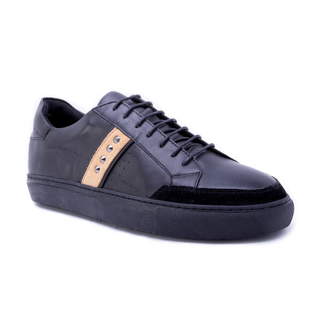 Connery Sneaker // Black (US: 8)