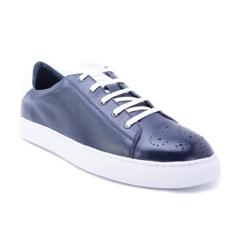 Sinatra Sneaker // Navy (US: 8)