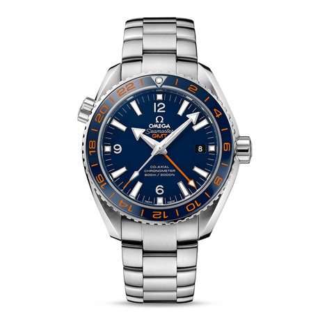 Omega Seamaster Planet Ocean GMT Automatic // O23230442203001