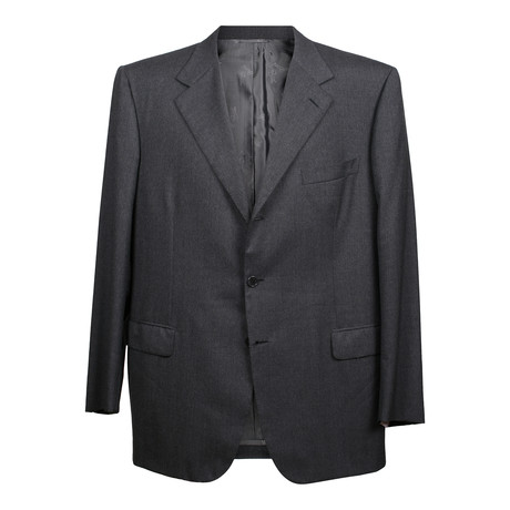 Solid Rolling 3 Button Suit // Gray (US: 36S)