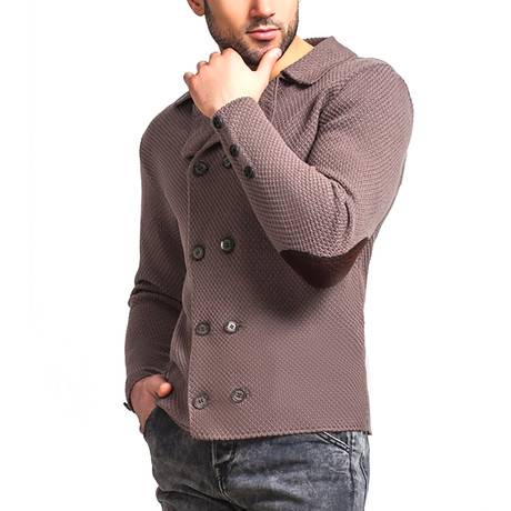 Billy Jacket // Cappuccino (M)