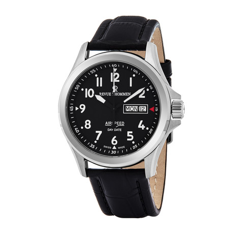 Revue Thommen Airspeed Automatic // 16020.2537