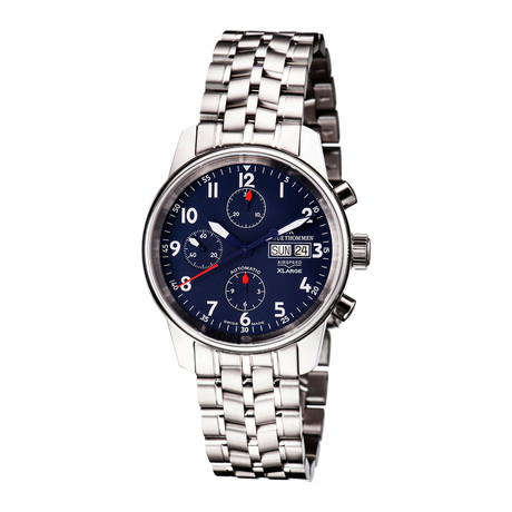 Revue Thommen Airspeed Xlarge Chronograph Automatic // 16051.6135 // Store Display