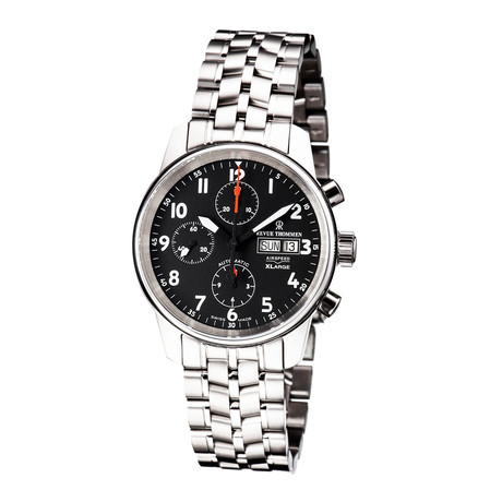 Revue Thommen Airspeed Xlarge Chronograph Automatic // 16051.6137 // Store Display
