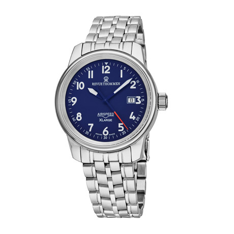 Revue Thommen Airspeed Automatic // 16052.2135 // Store Display