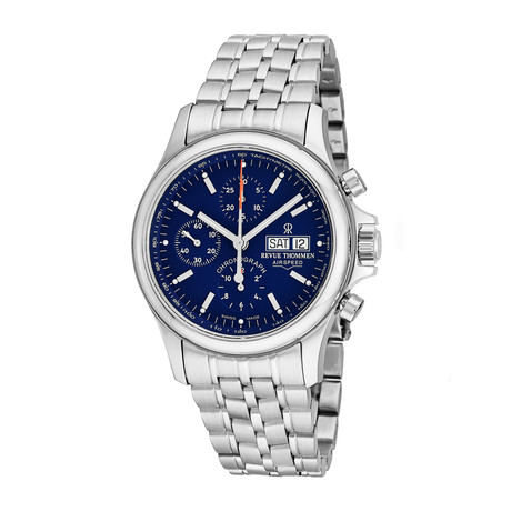 Revue Thommen Airspeed Chronograph Automatic // 17081.6135