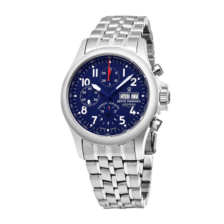 Revue Thommen Airspeed Chronograph Automatic // 17081.6139