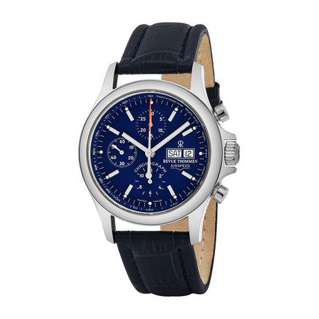 Revue Thommen Airspeed Chronograph Automatic // 17081.6535 // Store Display