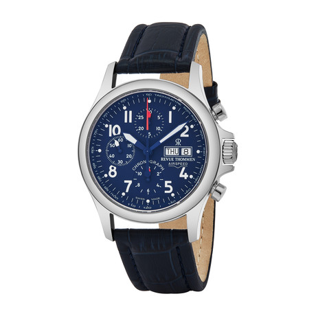Revue Thommen Airspeed Chronograph Automatic // 17081.6539 // Store Display