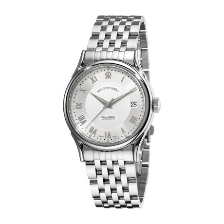 Revue Thommen Wall Street Automatic // 20002.2132