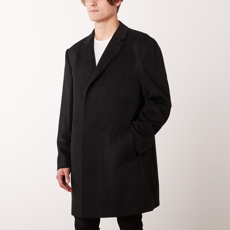 Bella Vita // Overcoat // Black (US: 34R)