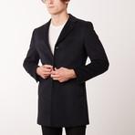 Bella Vita // Overcoat // Navy (US: 36R)