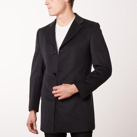 Bella Vita // Overcoat // Charcoal (US: 36R)