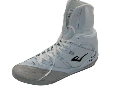 Photo of Steiner Sports Signed Boxing Memorabilia Evander Holyfield Signed Everlast White Shoe by Touch Of Modern