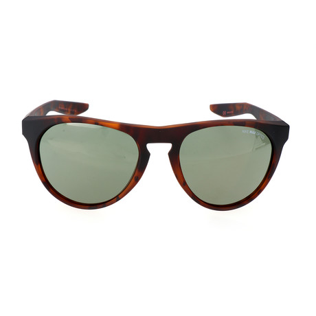 Unisex Essential Jaunt Sunglasses // Tortoise + Green
