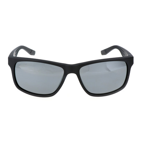 f223a20e9d Nike    Men s Premier 8 Sunglasses    Matte Black + Silver + Gray