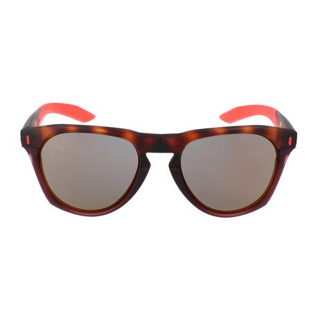Men's Essential Navigator Sunglasses // Red Tortoise