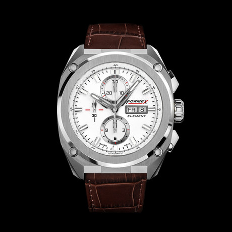 Formex Element Full Steel Automatic // 1200.1.8011.322