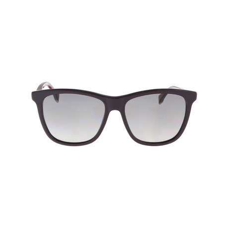 Women's FF-0199 Sunglasses // Burgundy + Plum