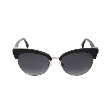 Fendi // Sunglasses // Black + Gray Gradient