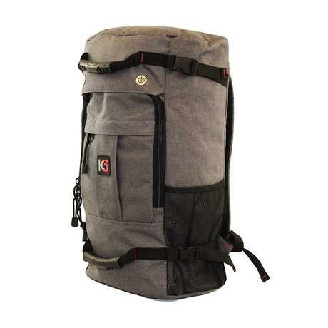 Bravo Backpack // Crosshatch // 40 Liter