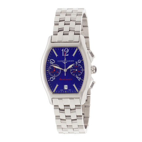 Ulysse Nardin Michelangelo Chronograph Automatic // 563-42-7/53 // Store Display
