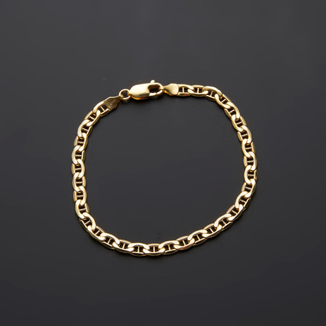 "Mariner Link Chain Bracelet // 5.75mm (8"")"