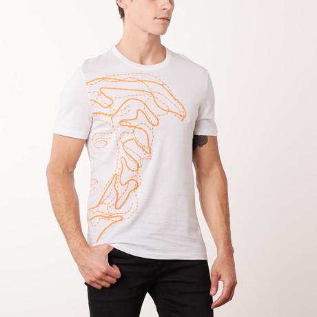 Versace Collection T-Shirt // Orange (S)