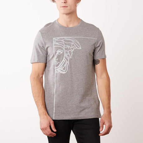 T-Shirt // Gray Melange (S)